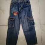 Kid Maong Pants