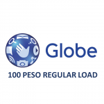 100 PESO REGULAR LOAD GLOBE