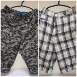 2pcs Shorts for Adult Men