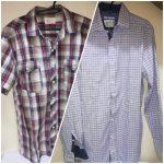 2pcs Men's Clothing (Size M to L)