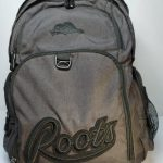 PRE-LOVED ROOTS BACKPACK