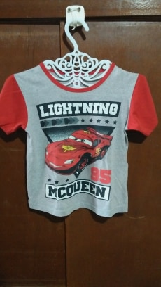 T SHIRT FOR KIDS (CARS)