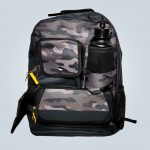 Camouflage Bag with Thumbler