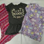 3 PCS DRESS INFANT- P3