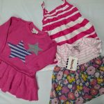 3 PCS INFANT DRESS- P2