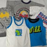 5 PCS ASSORTED CLOTHES FOR INFANT (BOYS)- P5