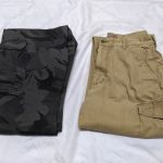 2 PCS MEN'S PANTS S: 32/33