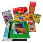 School Supplies Assorted