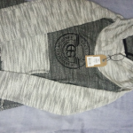EFS Jacket Ladies Jacket (Gray,Small)