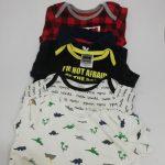 5 pcs Infant Clothes